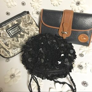 Handbags - Bundle of Cuteness 3pcs, 1 price {Final Price}